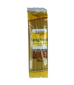 Spaghetti de blé dur BIO - 500g - Basic