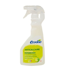 Anti-calcaire écologique citron & orange BIO - 500ml - Ecodoo