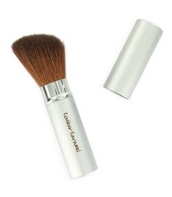 Pinceau rétractable poudre & fard à joues N°3 - Couleur Caramel