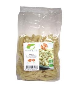 Penne de riz & maïs BIO - Sans gluten - 500g - Nature&Cie
