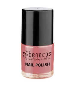 Nagellack glanz Altrosa – Rose passion – 9ml – Benecos