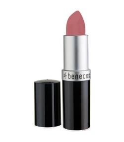 Rouge à lèvres mat BIO Rose doux – Pink rose – 4,5g – Benecos
