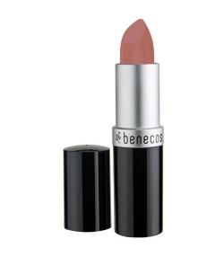 Rouge à lèvres mat BIO Rose légèrement brunâtre – Pink honey – 4,5g – Benecos