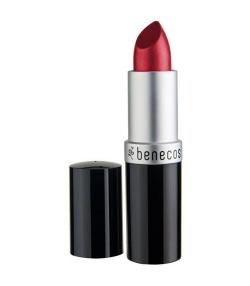 BIO-Lippenstift perlmutt Leuchtendes Rot – Just red – 4,5g – Benecos