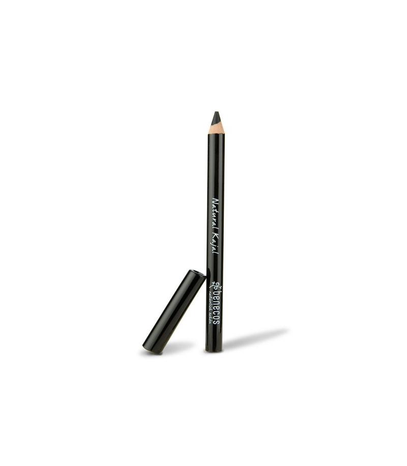 crayon yeux bio noir black 1 13g benecos. Black Bedroom Furniture Sets. Home Design Ideas