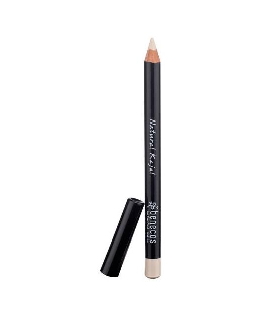 Crayon yeux BIO Blanc - White - 1,13g - Benecos