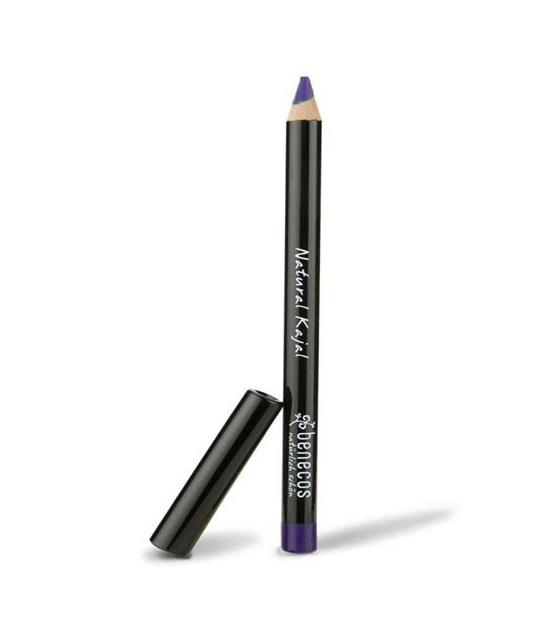 Crayon yeux BIO Bleu foncé - Night blue - 1,13g - Benecos