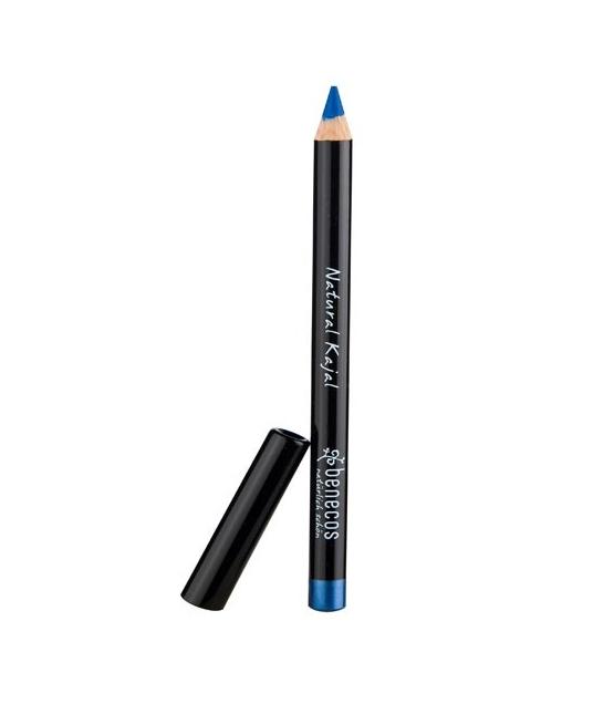 Crayon yeux BIO Bleu - Bright blue - 1,13g - Benecos