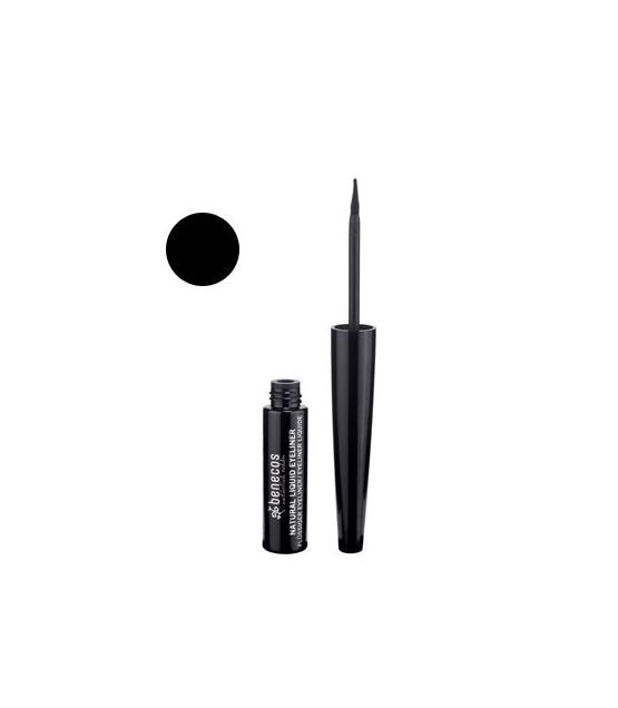 Eye liner bio noir black 3ml benecos for Liner noir