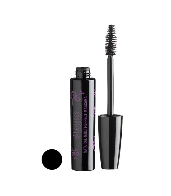 BIO-Mascara Multi-Effekt Schwarz - Just black - 8ml - Benecos