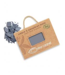 BIO-Lidschatten matt N°074 Anthrazit Grau – 2,5g – Couleur Caramel