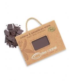 Lidschatten matt N°081 Intensiv Braun – 2,5g – Couleur Caramel