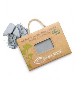 Ombre à paupières nacrée BIO N°024 Gris – 2,5g – Couleur Caramel