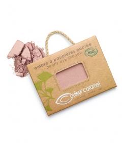 BIO-Lidschatten perlmutt N°106 Tiara – 2,5g – Couleur Caramel