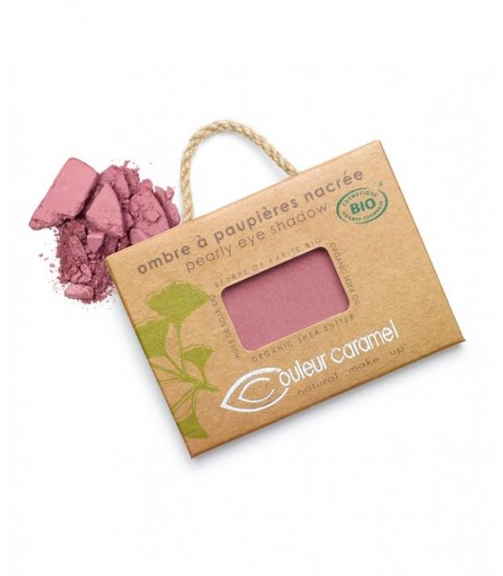Lidschatten perlmutt N°111 Rosa Bohème – 2,5g – Couleur Caramel