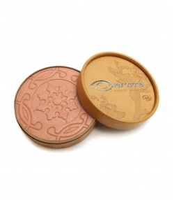 Terre caramel nacrée BIO N°21 Brun rosé – 8,5g – Couleur Caramel