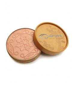 BIO-Terre Caramel perlmutt N°22 Orange Braun – 8,5g – Couleur Caramel