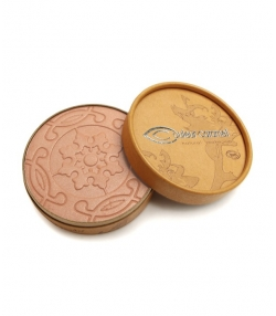 Terre caramel nacrée BIO N°23 Brun beige – 8,5g – Couleur Caramel