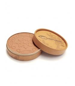 Terre caramel mate BIO N°25 Hâlé – 8,5g – Couleur Caramel