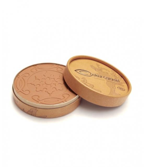 Terre caramel mate BIO N°26 Abricot – 8,5g – Couleur Caramel