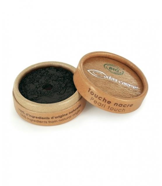 BIO-Perlmutteffekt N°12 Schwarz Kaviar – 1,5g – Couleur Caramel