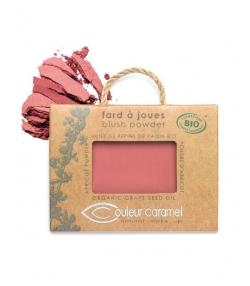 Fard à joues BIO N°57 Vieux rose – 7g – Couleur Caramel
