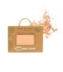 BIO-Sonnenteint perlmutt N°20 Beige – 7g – Couleur Caramel