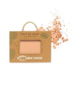 BIO-Sonnenteint perlmutt N°22 Beige gebräunt – 7g – Couleur Caramel