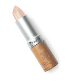 Rouge à lèvres nacré BIO N°205 Rose pâle – 3,5g – Couleur Caramel