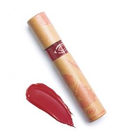 Gloss BIO N°813 Voile de framboise – 9ml – Couleur Caramel