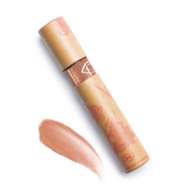 BIO-Lipgloss N°814 Marrone – 9ml – Couleur Caramel
