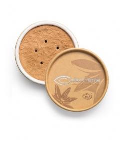 Fond de teint poudre BIO N°03 Beige abricot – 6g – Couleur Caramel