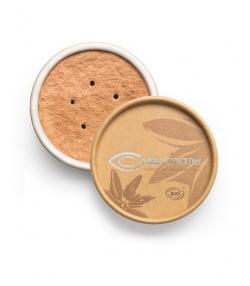 Fond de teint poudre BIO N°05 Beige orangé – 6g – Couleur Caramel