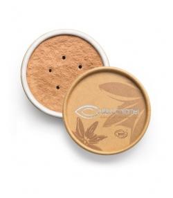 Fond de teint poudre BIO N°06 Brun clair – 6g – Couleur Caramel