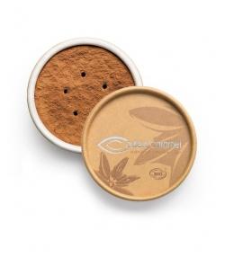 Fond de teint poudre BIO N°10 Pain d'épice – 6g – Couleur Caramel