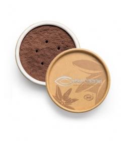 Fond de teint poudre BIO N°11 Cacao – 6g – Couleur Caramel