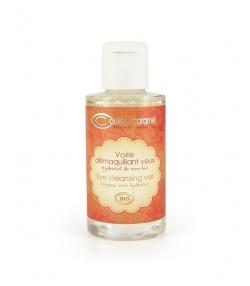 Reinigungslotion für die Augenpartie BIO-Rose für empfindliche Haut – 125ml – Couleur Caramel