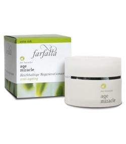 Crème régénérante riche BIO cresson – 30ml – Farfalla Age Miracle