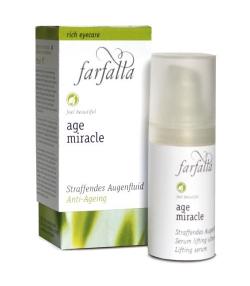 Fluide yeux raffermissant BIO cresson – 15ml – Farfalla Age Miracle