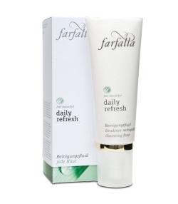 Emulsion nettoyante BIO aloe vera – 75ml – Farfalla Daily Refresh