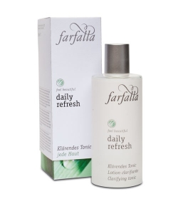 Lotion clarifiante BIO aloe vera – 80ml – Farfalla Daily Refresh
