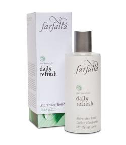 Lotion clarifiante BIO aloe vera – 80ml – Farfalla Daily Refresh