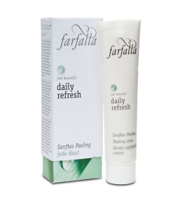 Peeling doux BIO aloe vera – 30ml – Farfalla Daily Refresh