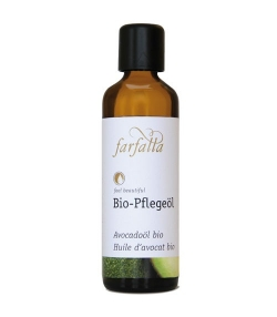 BIO-Avocadoöl – 75ml – Farfalla