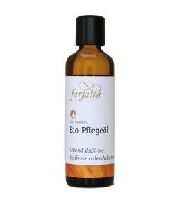 BIO-Calendulaöl für trockene, empfindliche & Baby- Haut – 75ml – Farfalla