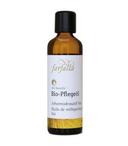 BIO-Johanniskrautöl – 75ml – Farfalla