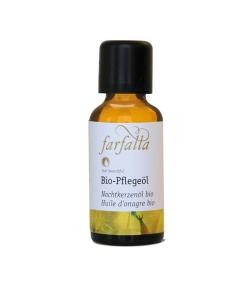 BIO-Nachtkerzenöl – 30ml – Farfalla