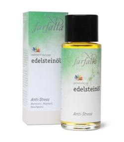 BIO-Edelsteinöl Anti-Stress – 80ml – Farfalla