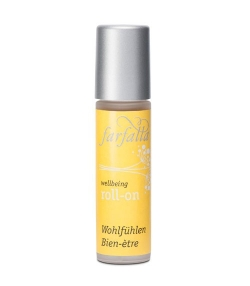 Roll-on bien-être BIO néroli & lavande – 10ml – Farfalla