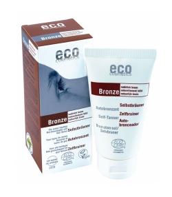 Autobronzant visage & corps BIO grenade – 75ml – Eco Cosmetics